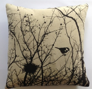 Winter Nest Black