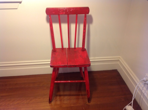 The chair I bought for $8